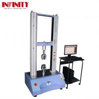 China 100N To 50KN Servo Control Metal / Steel Wire Tester Universal Test Machine for Lab wholesale