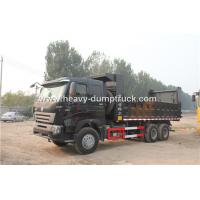 Quality 20m³ Dumper Bucket Capacity Dump Truck Produced By SINOTRUK HOWO A7 Brand for sale