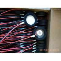 China Atomizing Piezo Ceramic Transducer with wires and rubber , Ø16mm Ø20mm Ø25mm Ø30mm 1.7M and 2.4M wholesale