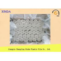 China Table cover plastic bag sheet on rolls perforated for easy tear off lowest cost wholesale