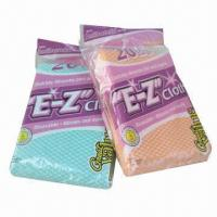 China Diamond cleaning wipes, 18 mesh on sale