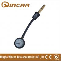 Quality Dial truck 4X4 digital Tire Pressure gauge with protective rubber casing for sale
