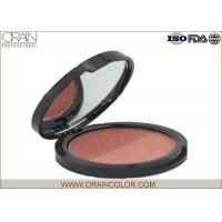 China Big Assorted Two Color Baked Face Makeup Blusher For Bringing Face wholesale
