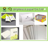 China 230gsm Hard Paper Sheets , Ivory Printer Paper For Wedding Invitations wholesale
