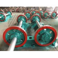 China Concrete Electric Pole Mould Centrifugal Spinning Machine 6m - 15m wholesale
