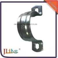 China Zinc Galvanized Quick Release Tube Clamp , Hydraulic Vertical Metal Pipe Brackets wholesale
