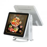 China Intel Celeron J1900 Quad - Core Retail Pos System , USB X 6 All In One Touch Pos Terminal on sale
