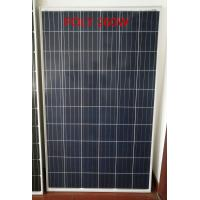 China High Efficiency Grade A Solar Panel 36V 270W for Solar Power Plant wholesale