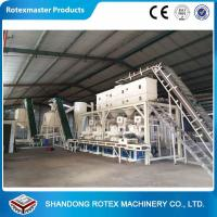 China High Efficient Chicken / Poultry / Animal Counter Flow Feed Cooler wholesale