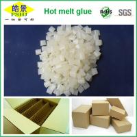 China White Granule Hot Melt Adhesive Glue For Carton Box Packaging Sealing wholesale