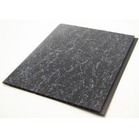 Buy cheap Strip Shape PVC Plastic Wall Cladding With Calcium Carbonate For Floor from wholesalers