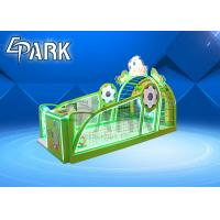 China coin operated football shooing video game EPARK 3 games in 1 machine Universe air hockey wholesale