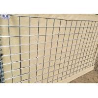 China Heavy Duty Sand Filled Barriers Hot Dipped Galvanized Welded Wire Mesh Box wholesale