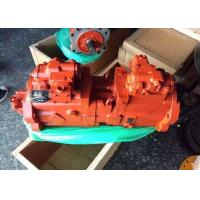 Buy cheap Red Hyundai R220-7 R225-7 Hydraulic Pump Kawasaki piston pump K3V112DT-9C32-01 from wholesalers