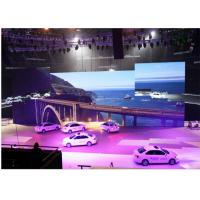 China Mini P6mm Indoor Full Color LED Display, HD LED Panel For Rental Usage wholesale