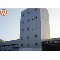 China 2 MM 4 MM 5 MM Animal Feed Pellet Production Line , CV ≤ 5% Poultry Feed Production Machines wholesale