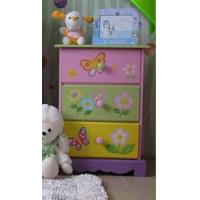 China wooden drawer cabinet children bedroom furniture cabinets  Wooden Chest of Drawers wholesale