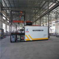 China Carbon Steel Bitumen Decanting Machine Flue Heating / Thermal Oil Heating wholesale