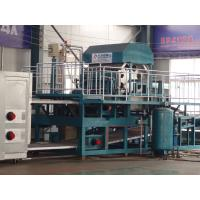 China High Production Egg Tray Machine , High Output Paper pulp molding machine on sale