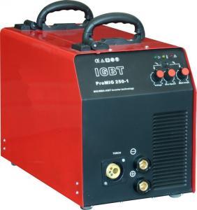 China Portable MIG Welding Machine MIG MMA Welder Single Tube IGBT Inverter Technology wholesale