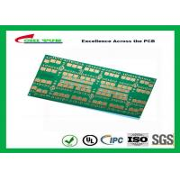 China Long LED pcb with 2 Layer Aluminum Printed Circuit Board with 2.0mm  Thickness wholesale