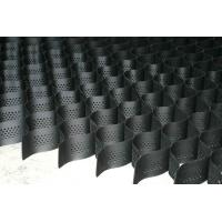China 1.0mm Geocell Retaining Wall Durable , High Strength Geosynthetics wholesale
