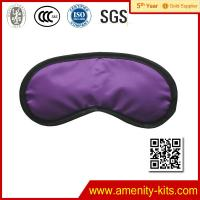 China satin sleep masks wholesale
