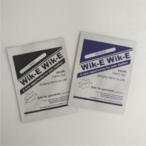 China Digital Printed Cosmetic Packaging Bag Flower Seeds Package Coconut Powder Pouch Waterproof wholesale