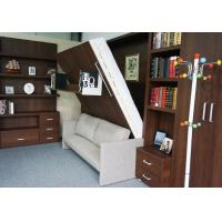 Space Saving Double Murphy Wall Bed Modern Foldable Murphy Wall Bed