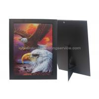 China Paper Frame Stand 3d Lenticular Sheets Picture PET Custom Design wholesale