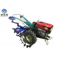 China Dry Land Hand Held Tractor / 2 Wheel Walking Tractor  2.25 X 80 X 1.1 M Dimension wholesale