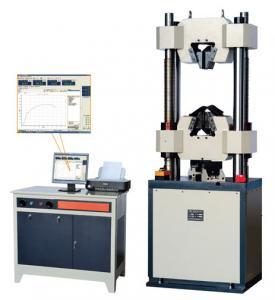 China Computerized Servo Hydraulic Universal Testing Machine wholesale