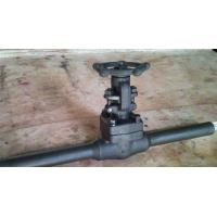 China 800LB LF2 A105N,OS / Y Bolted Bonnet Water Gate Valve Regular Port Sturdy Design/forged steel gate valve on sale