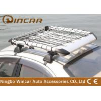 China Customized Black Car Roof Luggage Carrier Rubber Cargo Net Thickness 4mm wholesale