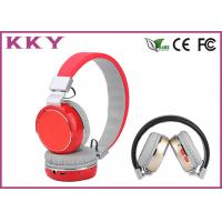 China 108dB Lively Tone Highly Enjoyable Experience On Ear Bluetooth Headphone For Music wholesale