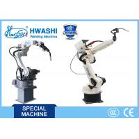 China 6 Axis TIG  MIG Welder Industrial Welding Robots for Automobile Parts wholesale
