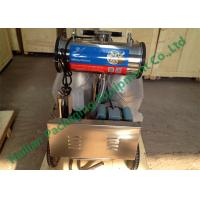 Quality Mobile automatic Cow Milker Vaccum Pump Sucking For Two Cows for sale