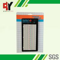 China Testing 1360 Tie Point  Solderless Breadboard Kit With Metal Plate wholesale