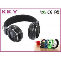 China 3.0 Wireless Bluetooth Stereo Headphones With TF Card , FM Radio , 3.5mm AUX wholesale
