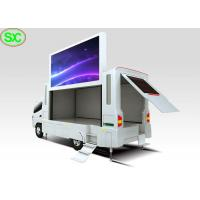 China P6 Outdoor Digital Billboard Mobile Truck LED Display for Advertising wholesale