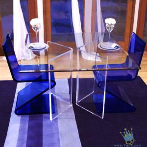China FU (75) acrylic modern coffee table coffee shop wholesale