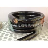 Special PUR Cable for Drag Chains EKM71900 for machine or equipments bending frequently in grey/black/orange Color