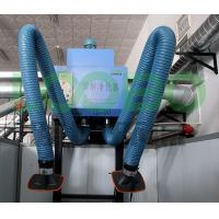 China LOOBO Wall mounted Dusty Fume Extractor for MIG Welding, Wall hanging type fume collector wholesale