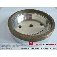 Buy cheap diamond grinding wheel for glass,glass diamond wheels from wholesalers