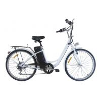 """China 26"""" or 24"""" 36V / 9Ah or 24Ah / 10Ah Battery Powered Bicycle , electric city bike wholesale"""
