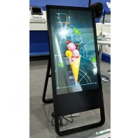 China Interactive kiosk Queue management Kiosk with touch screen self service check in kiosk wholesale