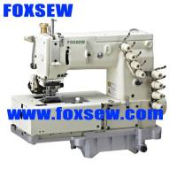 China 4-needle flat-bed double chain-stitch machine for waistband FX1508PR wholesale