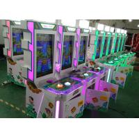 China Entertainment Center 3 Players Coin Operated Game Machines High Return wholesale