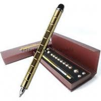 China fidget toy Modular Polar Pen Magnetic magnets ball touch pen with 12 steel balls on sale