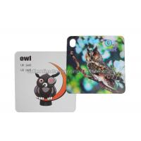 China 3D Flash Card Lenticular 3d Pictures Animal Design For Kids Gift wholesale